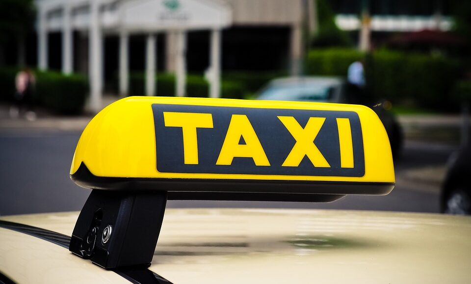 Taxi Application Android & iOS Solution + dashboard